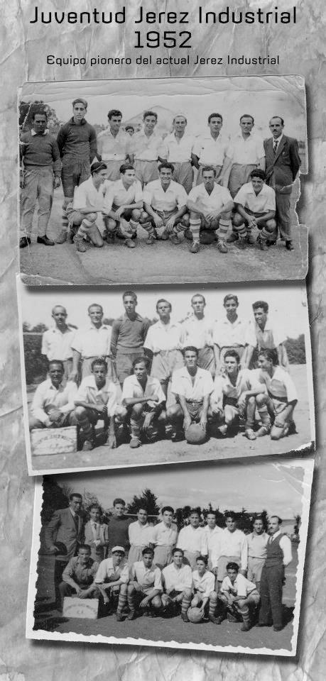 Jerez Industrial 1950-1960
